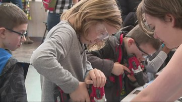 Girls in STEM: Maker Fair helps engage young girls in engineering