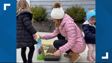 Mom Squad: Planting seeds for learning