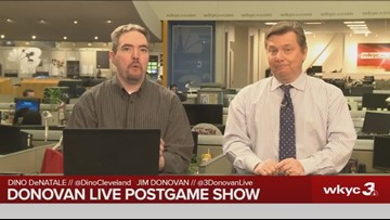 Baker and the Browns riding high: The Donovan Live Postgame Show