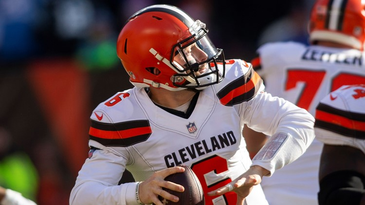 Recap  Browns earn hard-fought 17-16 victory over Broncos in Denver ... 878eb9d30