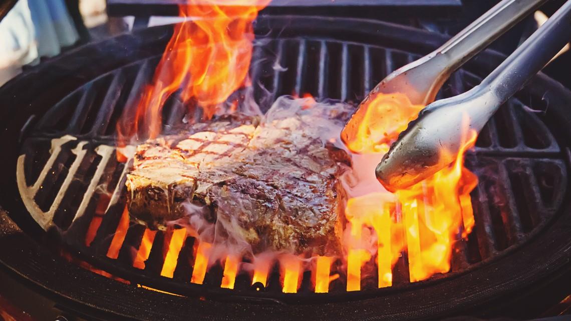 RECIPES   Hollie Strano, Dave Chudowsky and Maureen Kyle share their favorite grill recipes