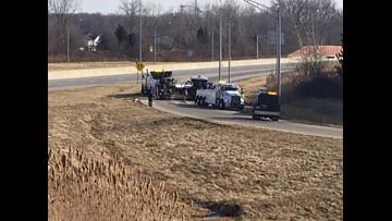 No injuries reported in Mentor SR-2 tanker crash