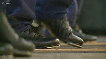 Tap dance program helping female inmates rebuild their lives
