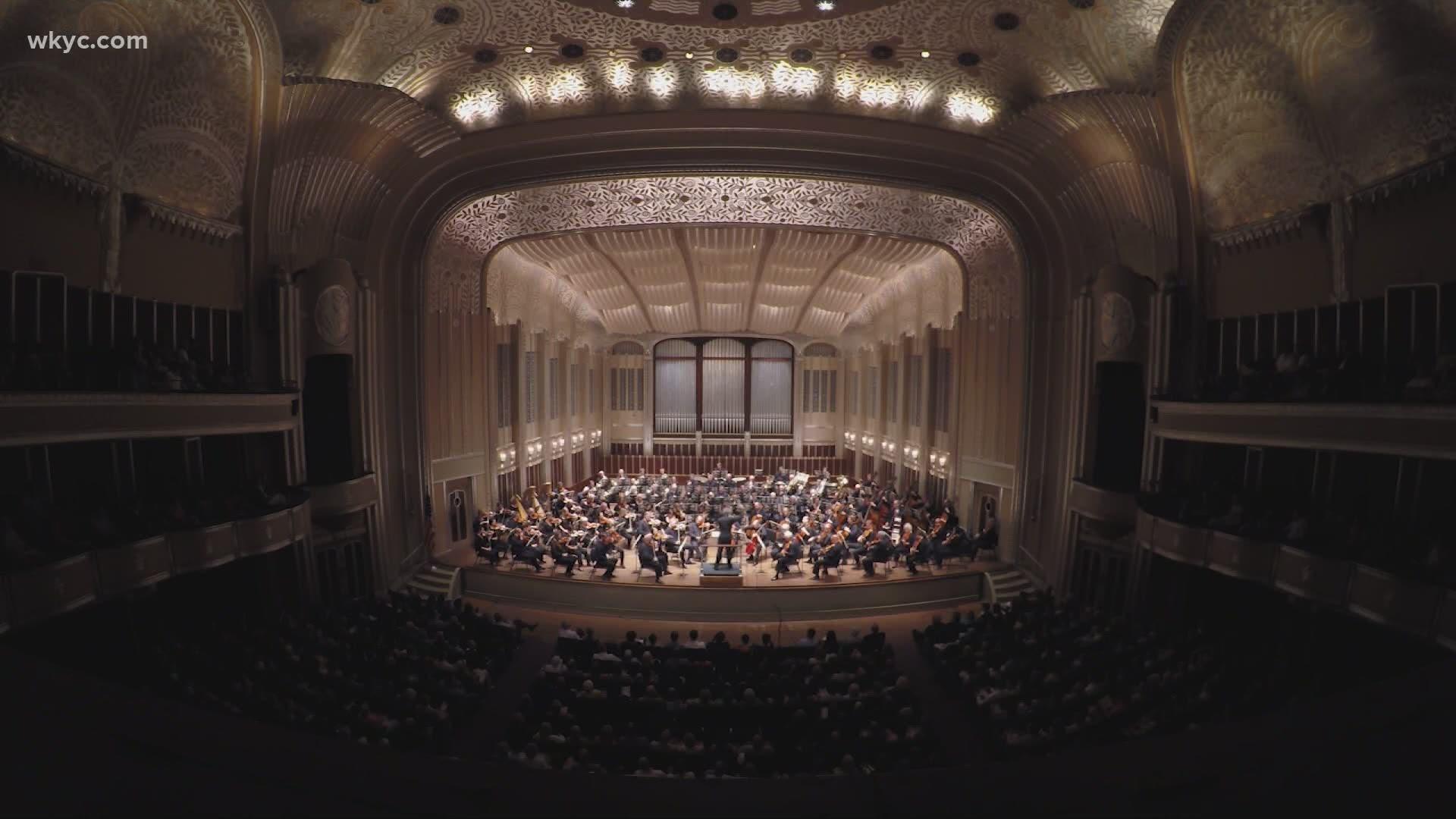 Cleveland Orchestra Christmas Concert 2021 Cleveland Orchestra Cancel Christmas Concerts As Covid 19 Cases Surge Wkyc Com