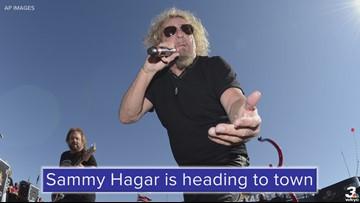 Sammy Hagar to play summer concert to benefit Akron Children's Hospital