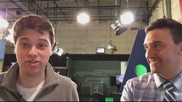 WKYC meteorologist Matt Wintz details his recovery and