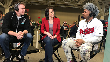 'I want to be the shortstop of the Cleveland Indians': Francisco Lindor talks to 3News about trade talk, upcoming season