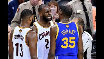 LeBron James Says | 'I stunk in the first Finals. I don't stink anymore'