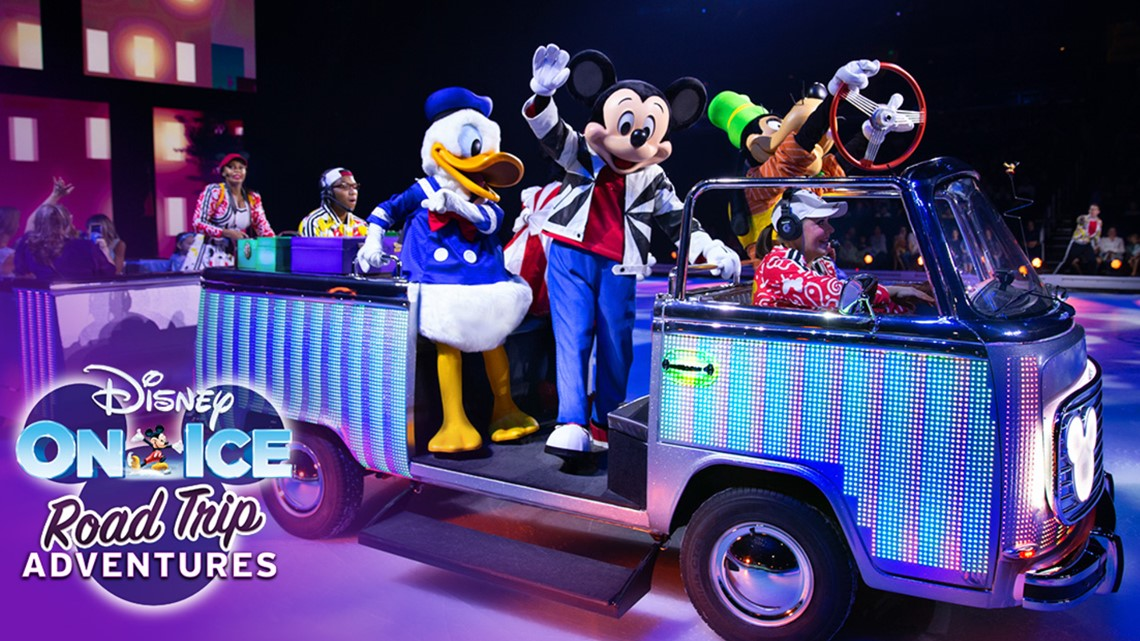 Win a suite for Disney on Ice at Rocket Mortgage FieldHouse