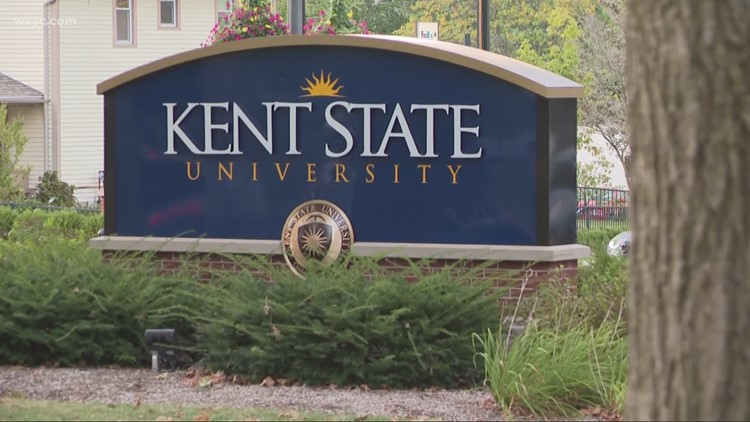 Police investigating 'racist act of vandalism' at Kent State University