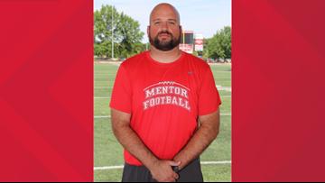 Mentor High School names Matt Gray as new head football coach