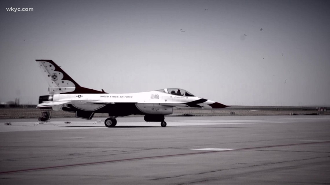 Crews hard at work to make sure Cleveland National Air Show takes place safely