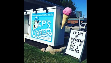 CP's Cooler to donate profits from 1 day of sales to college staff