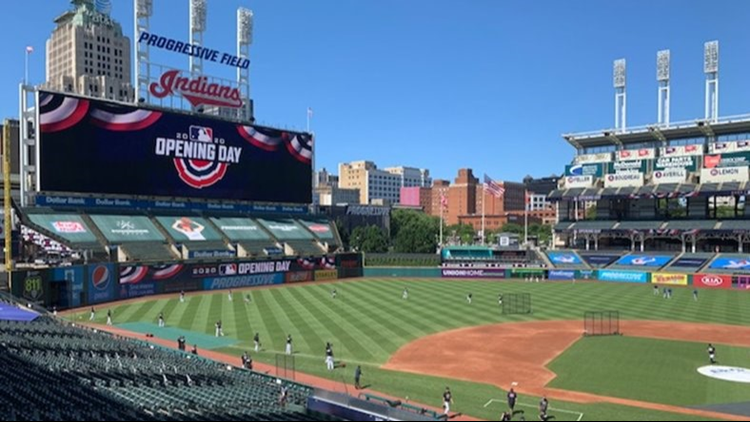 Cleveland Indians games could be at full capacity by July if enough people get the COVID-19 vaccine