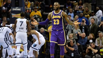 LeBron James L.A. story falls flat -- Bud Shaw's Sports Spin