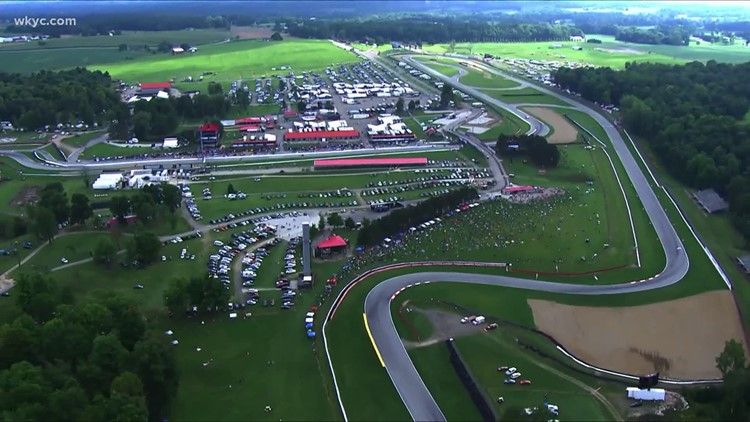 88 Counties visits the Mid-Ohio Sports Car Course in Morrow County