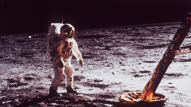 'Minister of Culture' Michael Heaton: 'Apollo 11' documentary takes audience on ride to the moon