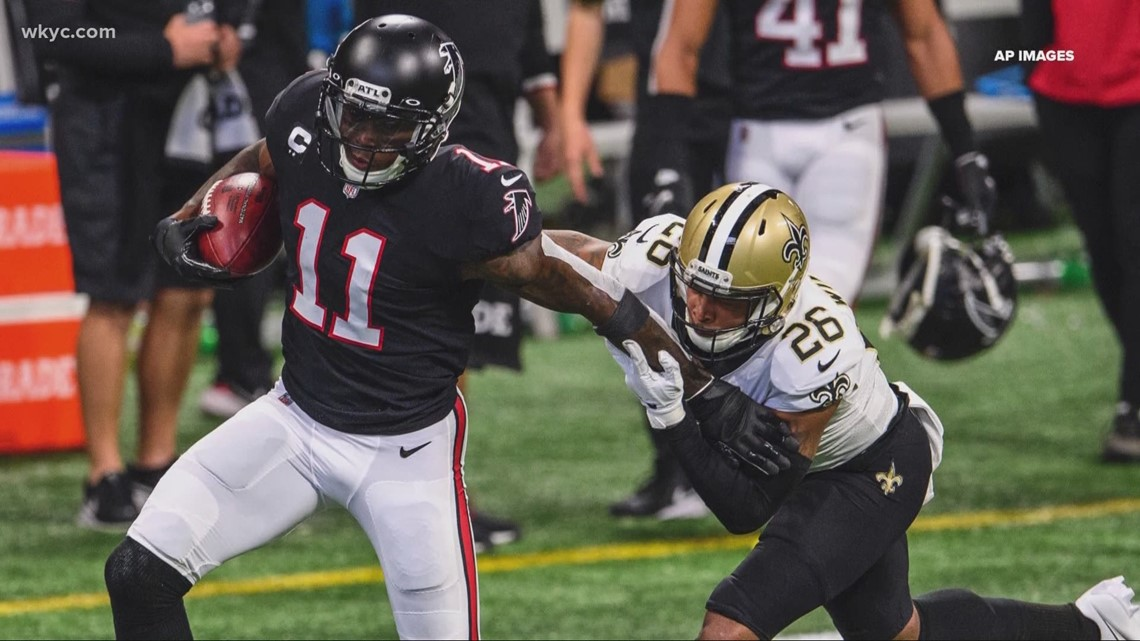 Clicking in Cleveland: Could the Browns make a trade for Julio Jones?