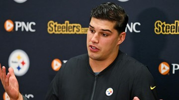 Pittsburgh Steelers Qb Mason Rudolph Fined 50k For Role In