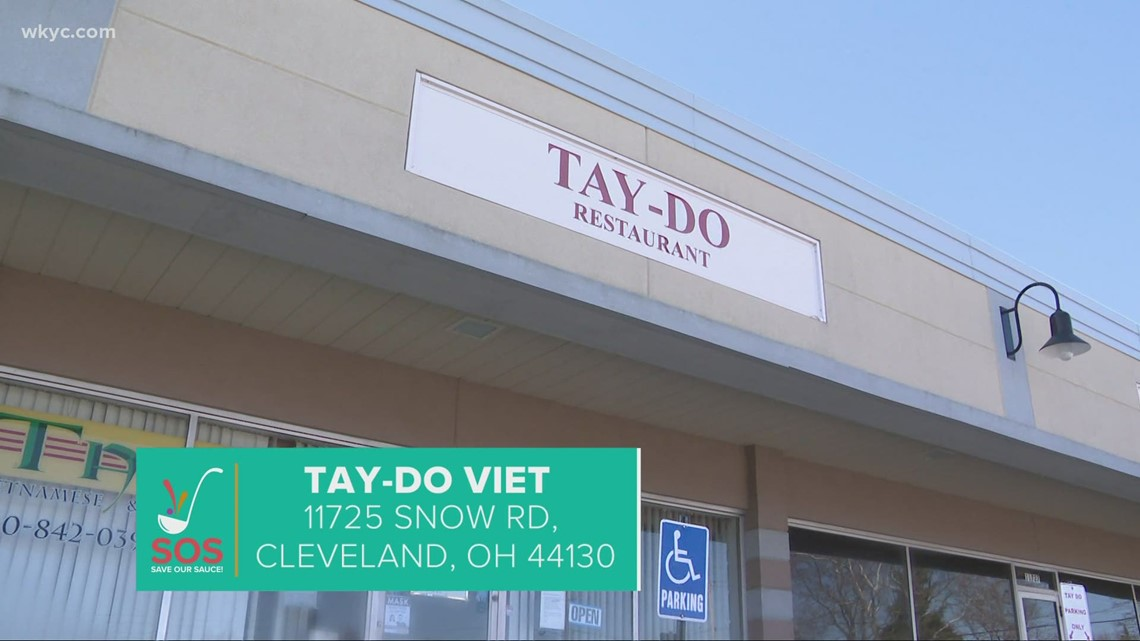 Tay-Do Restaurant: 'Save Our Sauce' campaign