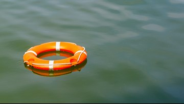 Officials warn of dangerous swimming conditions in Lake Erie through Saturday morning