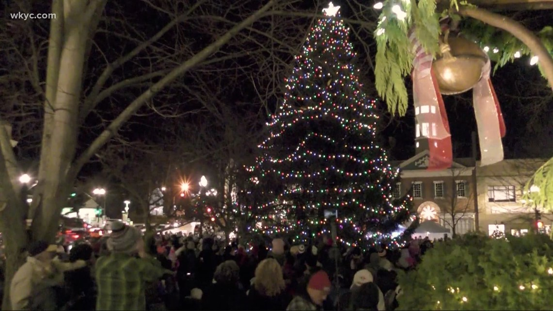 Holiday lights offer a beacon of hope