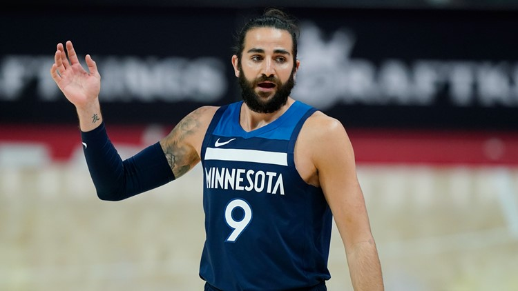 Cleveland Cavaliers acquire veteran PG Ricky Rubio from Minnesota Timberwolves