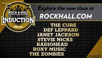 Rock and Roll Hall of Fame inductees reviewed