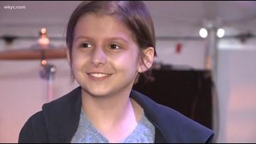 Oliviah Hall, Ashtabula girl battling cancer, dies at 10 years old