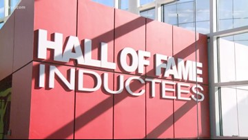 Which artists will be inducted into the Rock and Roll Hall of Fame?