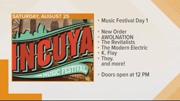 New Order headlines InCuya Music Festival in Cleveland