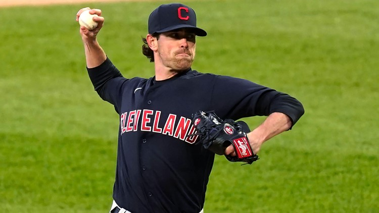 Shane Bieber strikes out 11, sets strikeout record as Cleveland Indians beat Chicago White Sox 5-3