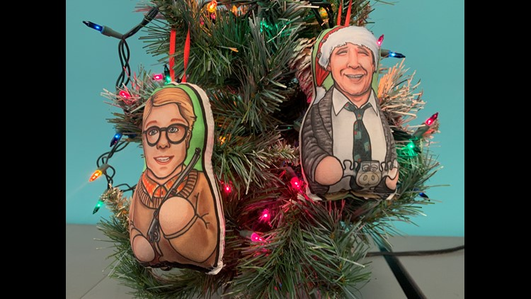 The Cuddle Cult Ornaments