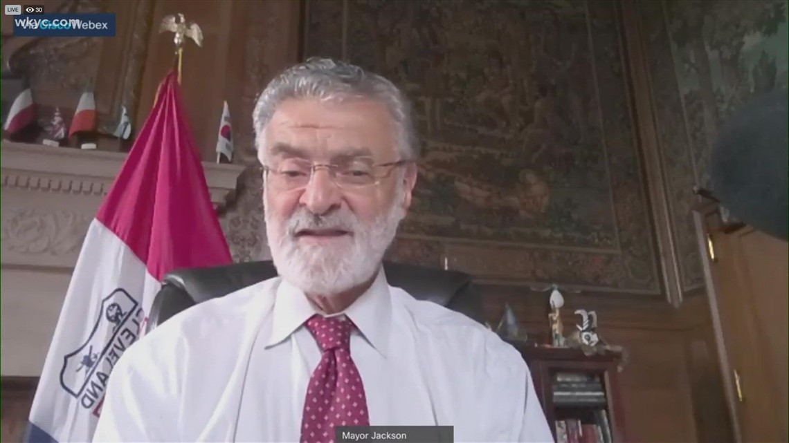 Cleveland Mayor Frank Jackson offers advice to successor about dealing with violent crime