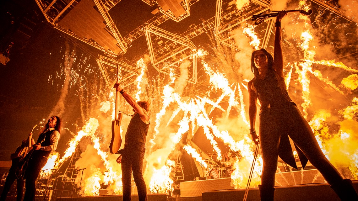 Trans-Siberian Orchestra coming to Cleveland with 2 performances in December