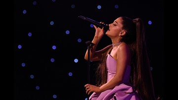 Watch & Win:  Suite seats to see Ariana Grande at The Q