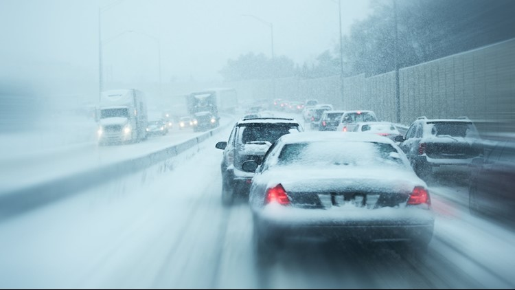 LIVE BLOG | Winter storm brings heavy snow throughout Northeast Ohio