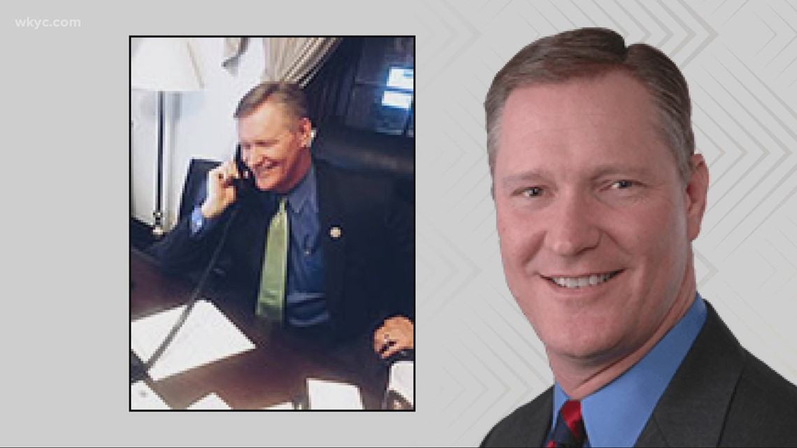 Rep. Steve Stivers announces he will step down from Congress in May
