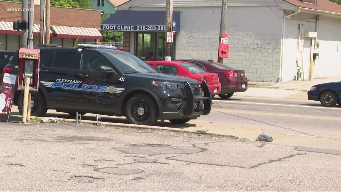 What can be done about rising crime in Cleveland?
