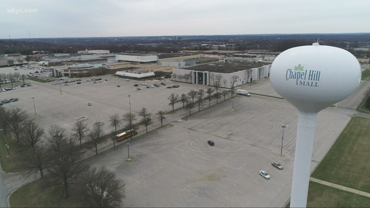 Sale plan for Akron's Chapel Hill Mall features $6 million makeover