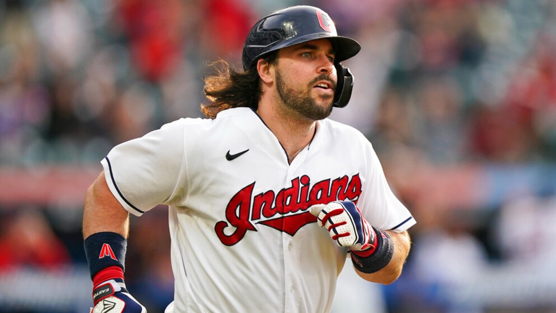 Cleveland Indians catcher Austin Hedges reveals why he's terrified of going in the ocean