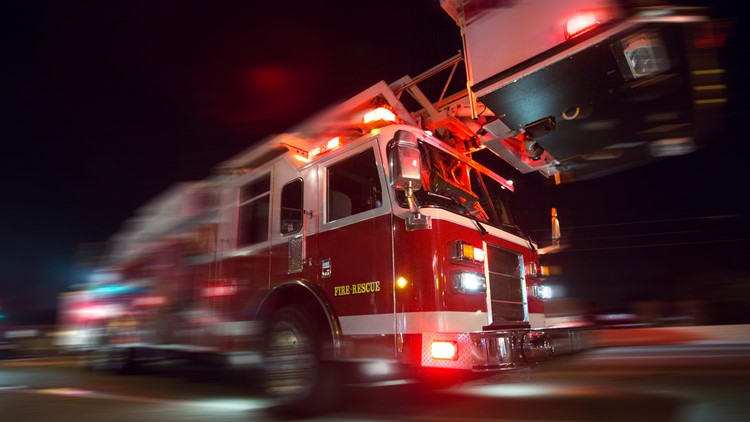 7-year-old child dies in Lorain fire Sunday morning