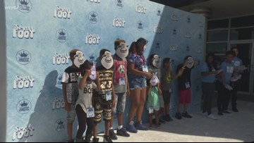 I PROMISE students get first look at LeBron James' animated movie 'Smallfoot'