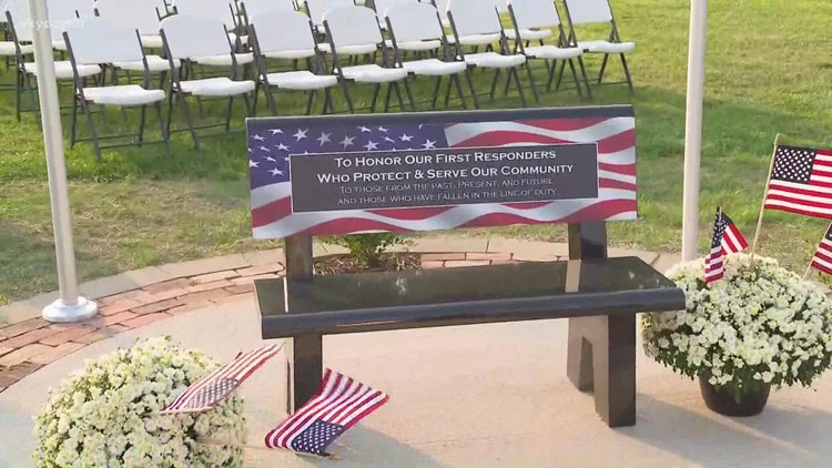 Events around Northeast Ohio commemorate lives lost on 9/11, first responders who bravely faced the unknown