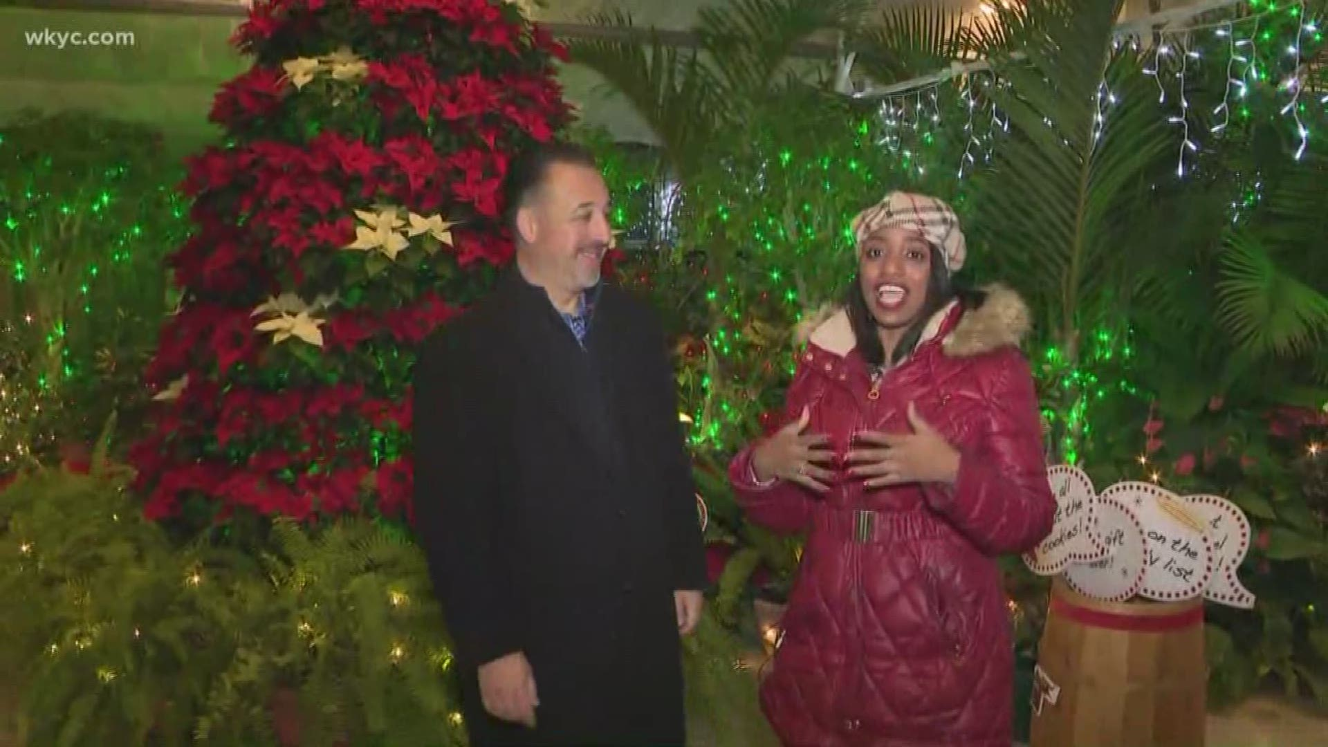 Deck The Halls At Stan Hywet A Christmas Tradition In Akron Wkyc Com