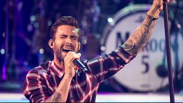 Maroon 5 bringing 2020 tour to Blossom Music Center with Meghan Trainor
