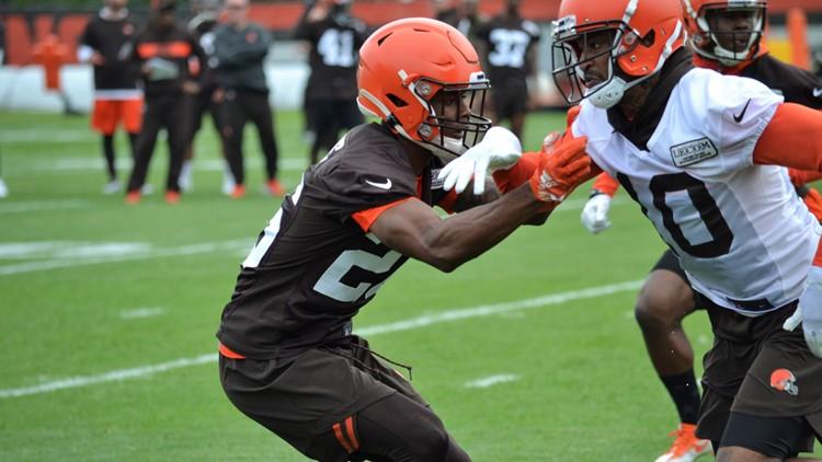 Cleveland Browns OTAs: Greedy Williams