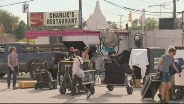 Filming on Liam Neeson's latest action film spotted in Cleveland and Parma