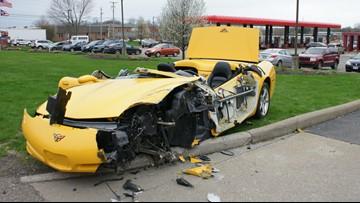 71-year-old Green man dies in Corvette crash