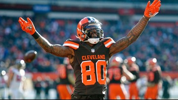 Cleveland Browns WR Jarvis Landry blessed to use NFL platform to help in the community